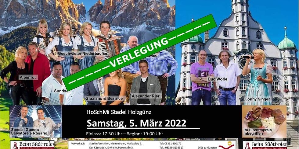 Südtirol grüsst das Allgäu