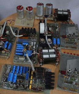 Studer 89 Psu repair