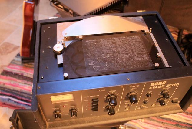 SE300 (repair calibration head swap new tape)