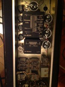 ELA M221 PSU repair