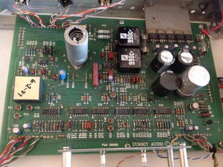 Summit TLA100 repair