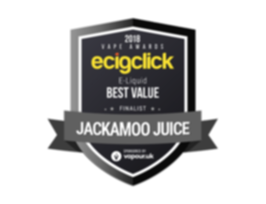 JACKAMOO-ecigclick awards 2018 finalist