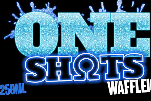 Waffleicious-ONESHOT 250ml