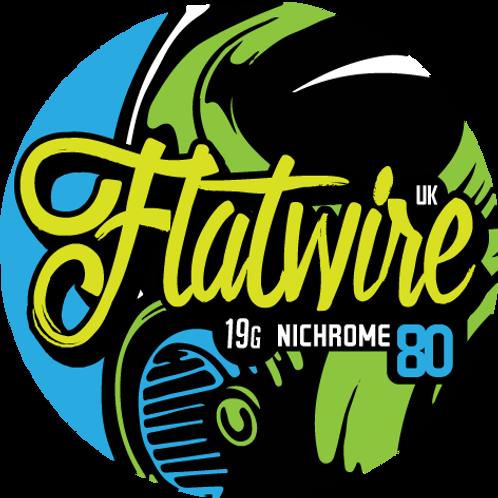 NI FLAT NICHROME80