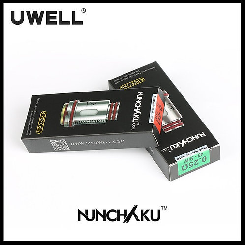 UWELL NUNCHAKU COILS 0.25 OR 0.40