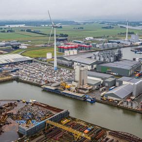 Betoog Port of Zwolle
