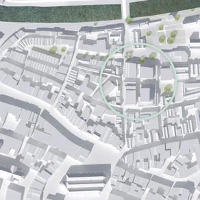 Debat ruimtelijk ontwikkelplan Handelshuys 20 september 2021