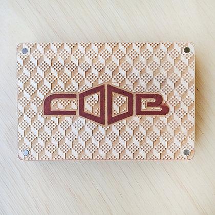 Монетница / Портсигар. COOB
