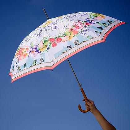 Зонт Городские цветы