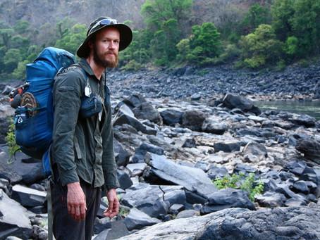 아프리카의 위대한 자연을 위해…英 모험가 '채즈 포웰', 800km 마다가스카르 횡단 도전