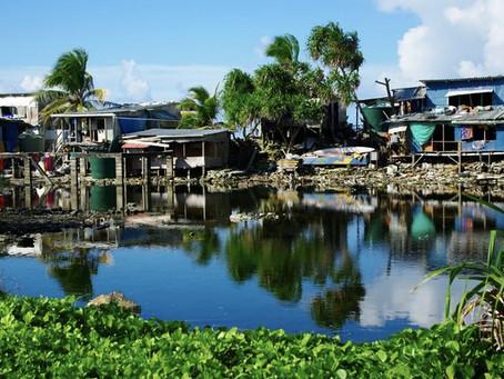 침몰하는 섬'투발루', 생존 위한 도전 中