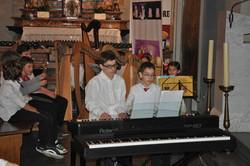 Concerto di Natale, Gravesano 2014
