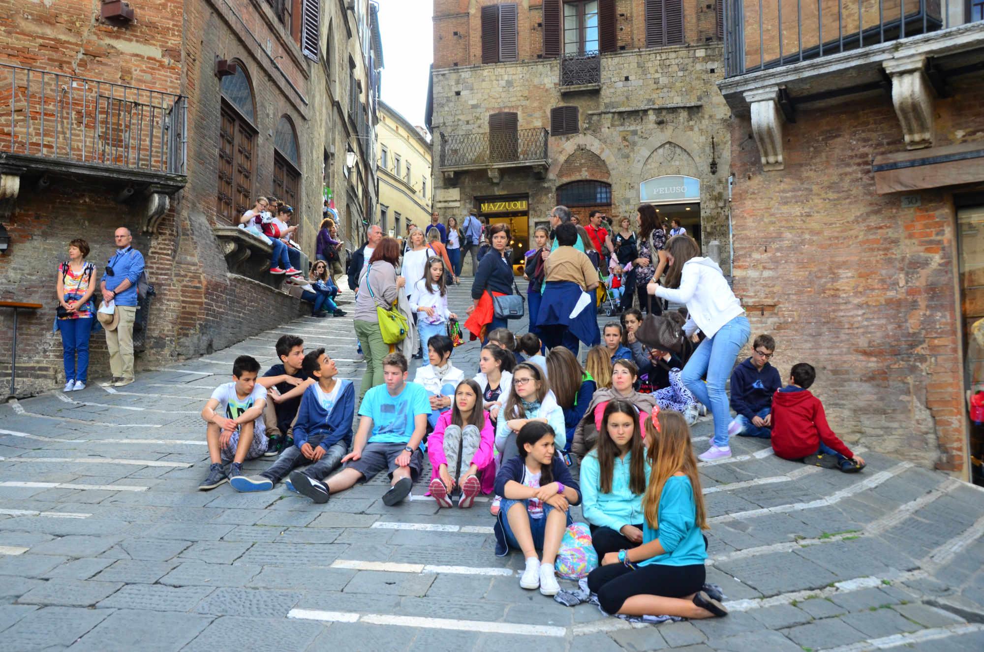 Gemellaggio, Toscana 2014
