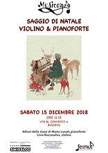 Locandina Saggio musicando 15.12.2018.jp