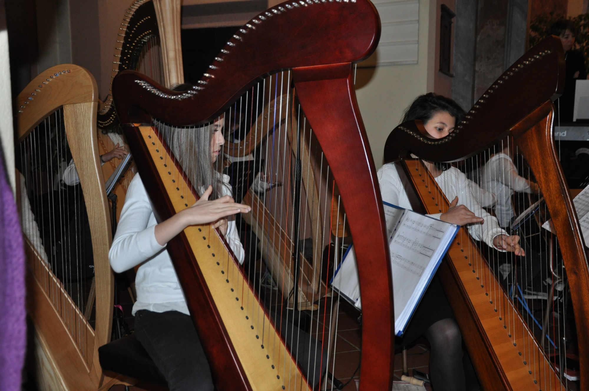 Concerto Natale, Cureglia 2105