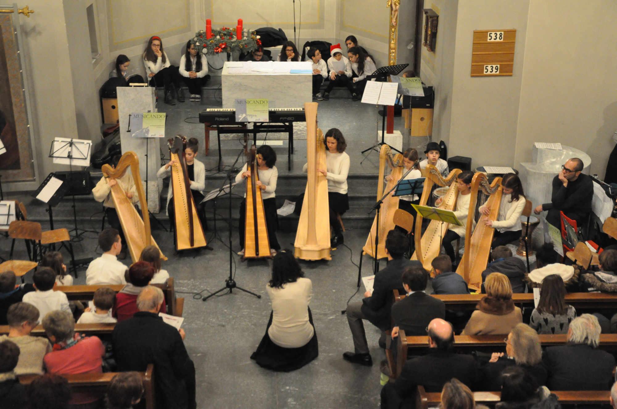Concerto di Natale, Gravesano 2015