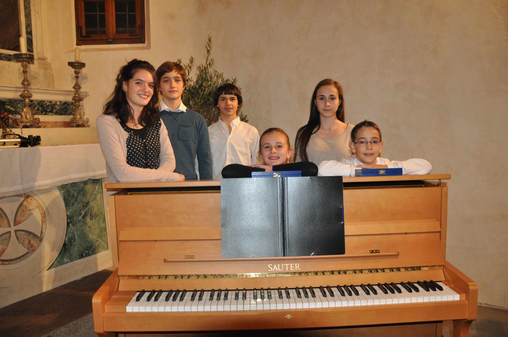 Concerto Selene, Cagiallo 2014