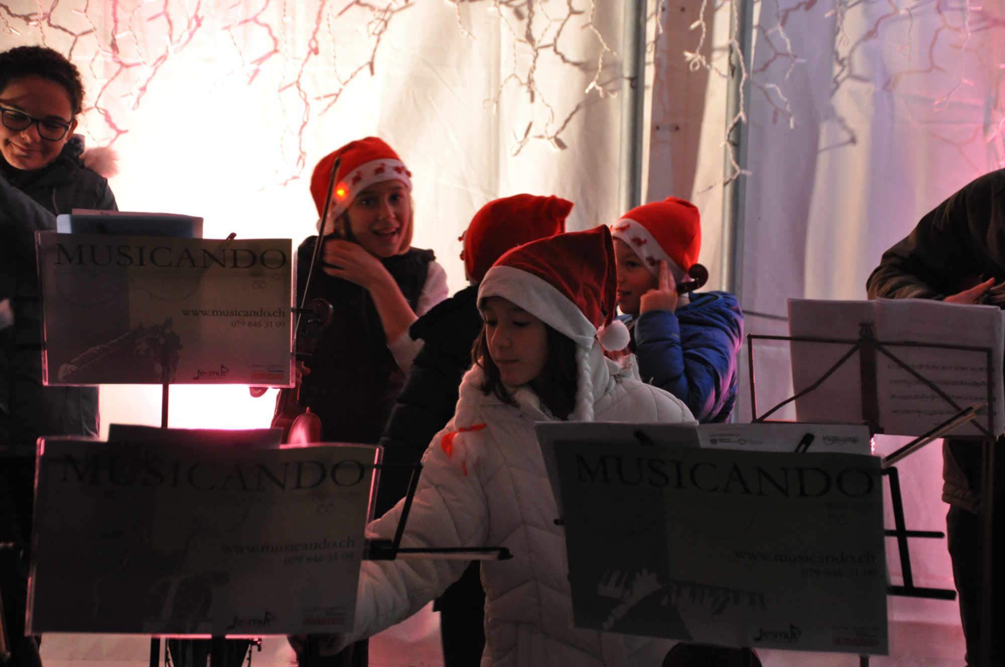Natale in piazza, Tesserete 2016
