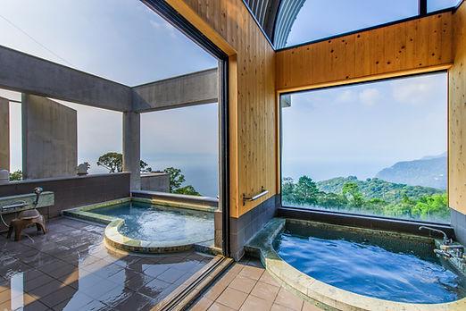 お風呂  | 西伊豆リゾート雲と風と | 静岡