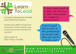 Learn to Lead - Postcard (1)