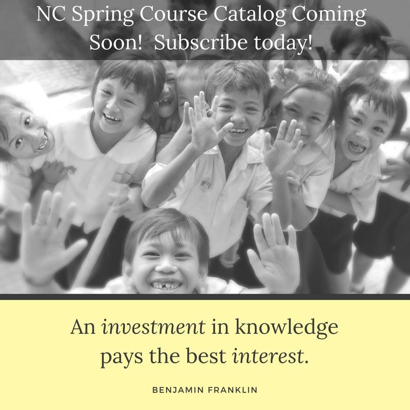 NC Spring Course Teaser