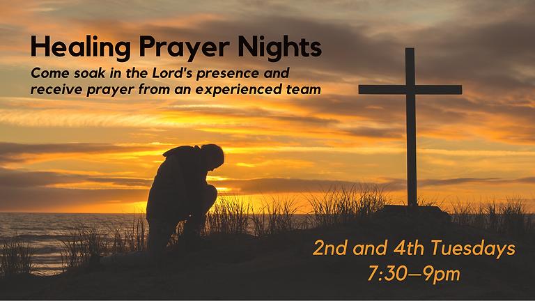 Healing Prayer Night