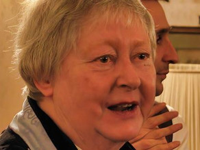 A heartfelt thankyou to Sheila Nelson, teaching guru.