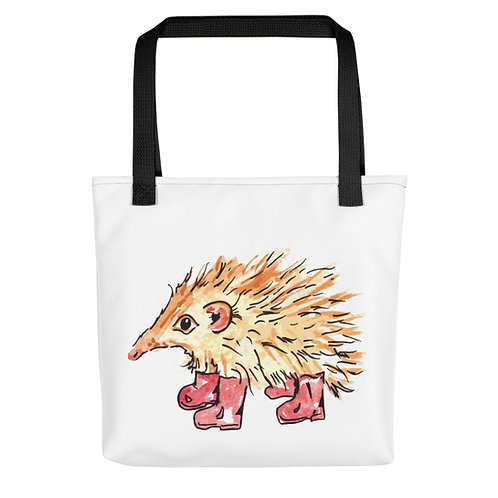 Hedgehog Tote bag