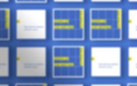 Square Business Card Mock-Up V1 - 1 copy