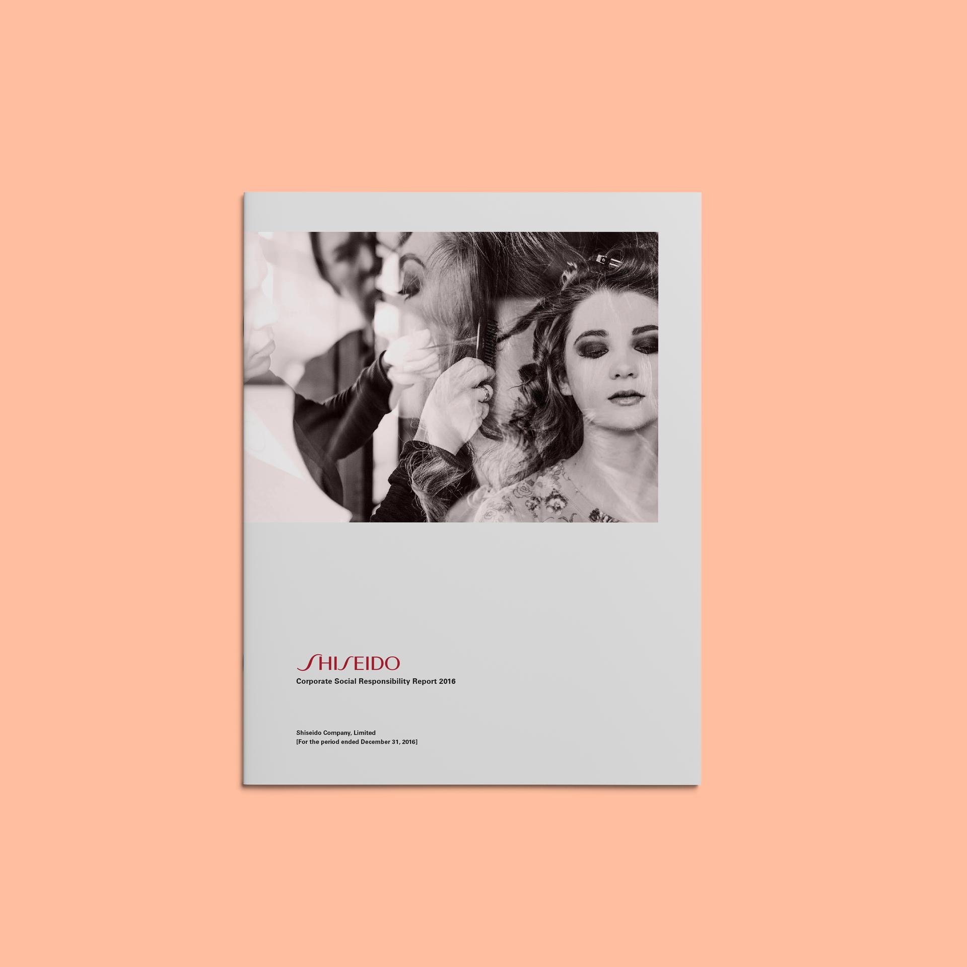 Shiseido Social Responsibility Report
