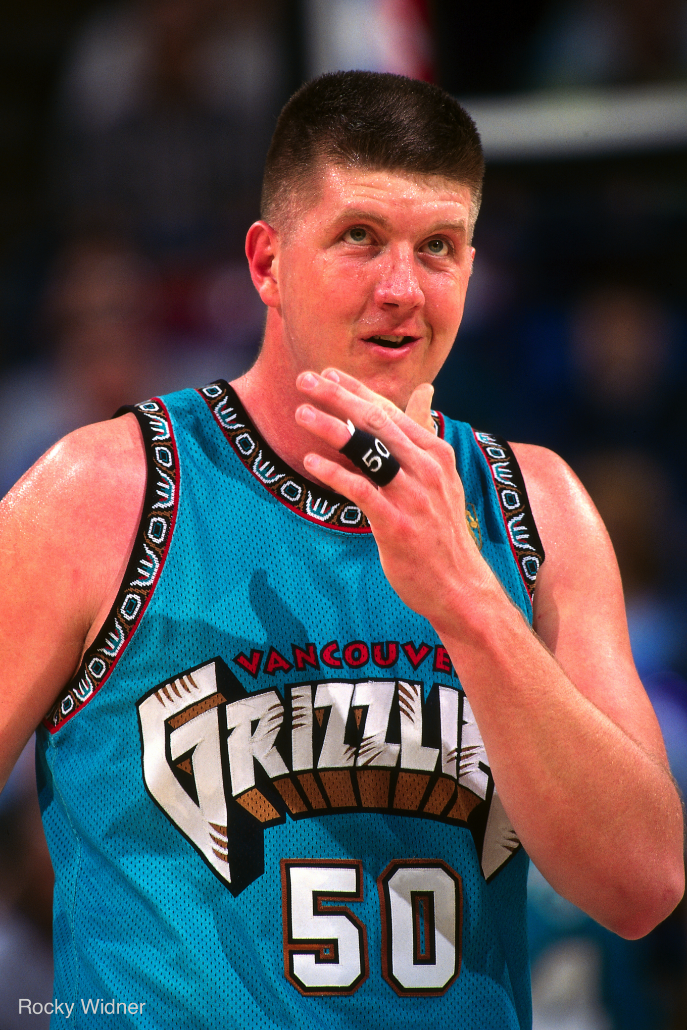 ... White Chocolate Wednesday Bryant Reeves bullmoosenews Mitchell Ness Bryant  Reeves Vancouver Grizzlies ... ef06ef528
