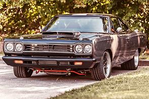 Str8Up | 1969 Plymouth Road Runner