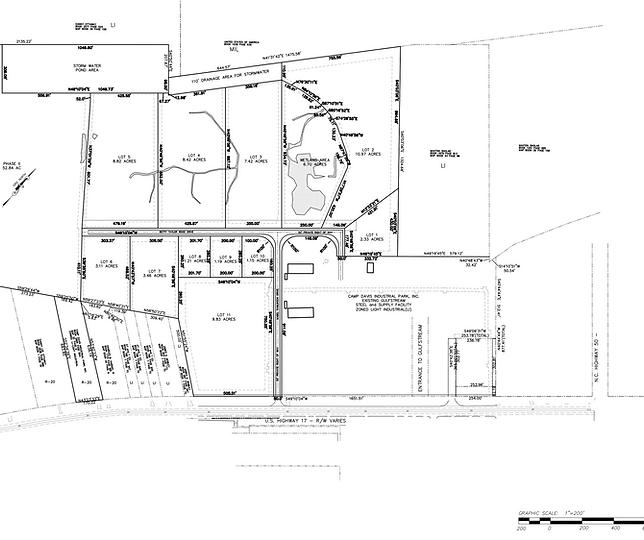 Camp Davis Industrial Park