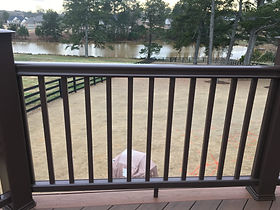 FIDO Fences & Decks | Deck Railing