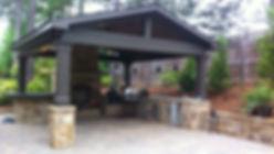 FIDO Fences & Decks   Patio Kitchen