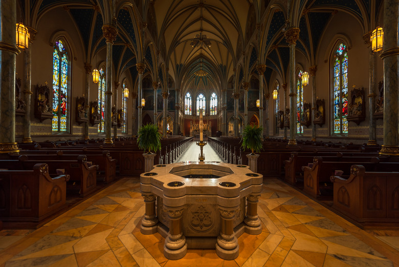 Southwick Images | St. John the Baptist Cathedral in Savannah