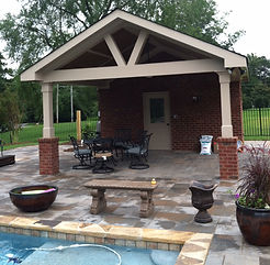 FIDO Fences & Decks | Pool House