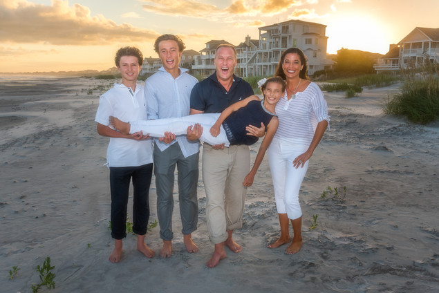 Southwick Images | Family Portrait on the Beach
