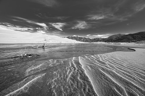 Great Sand Dunes #2 - 11x14 Print - Free Shipping