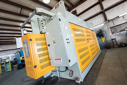 Gulfstream Steel & Supply | New Press Break