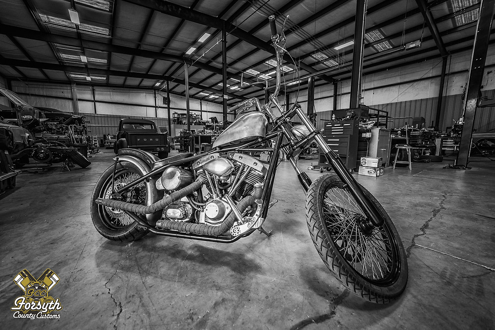 Forsyth County Customs | Badass Bike