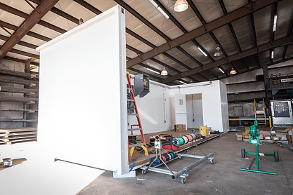 Gulfstream Steel & Supply | Custom Room Enclosure