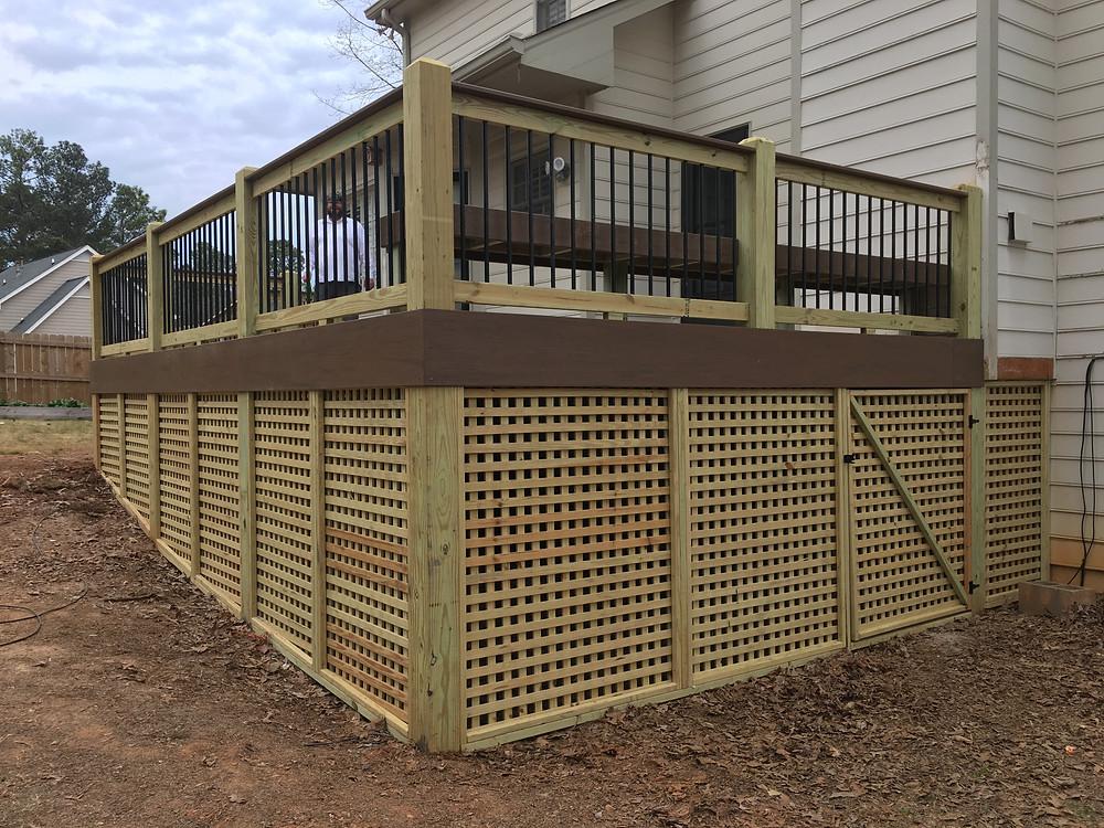 FIDO Fences & Decks | Custom Deck