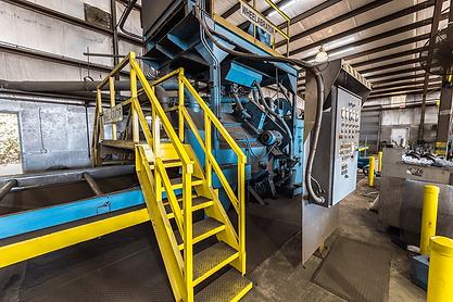 Gulfstream Steel & Supply | Metal Prep