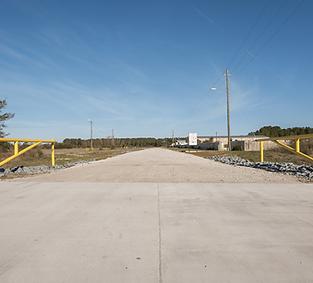 Camp Davis Industrial Park | US Hwy 17 S. Entrance