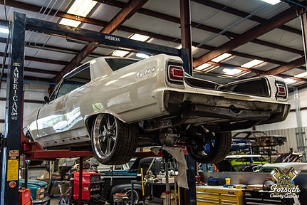 Forsyth County Customs - 65 Chevelle SS