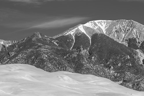 Great Sand Dunes #3 - 11x14 Print - Free Shipping