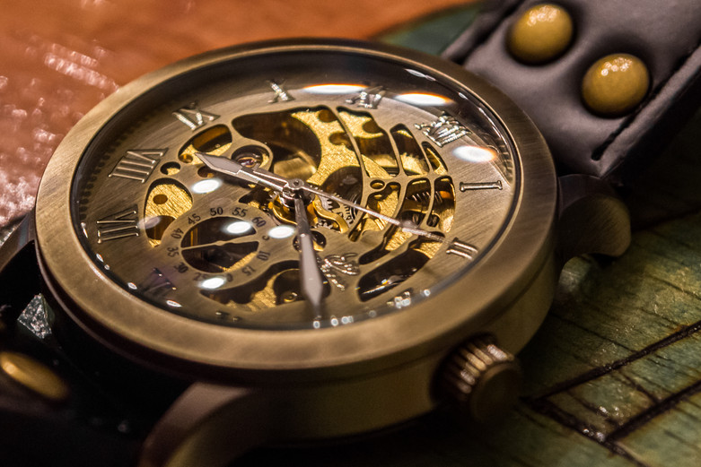 Southwick Images | Steampunk Watch