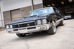 Str8Up | 1972 Buick GS Stage 1