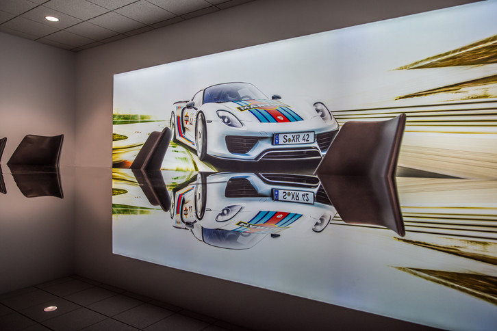 Southwick Images | Porsche Conference Room